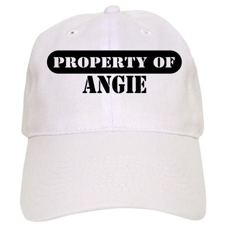 Property of Angie Cap