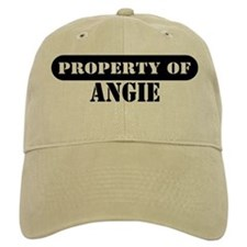 Property of Angie Baseball Cap