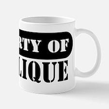 Property of Angelique Mug