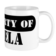 Property of Angela Coffee Mug