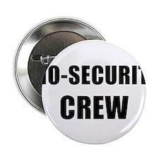 "BIO-SECURITY CREW black 2.25"" Button"
