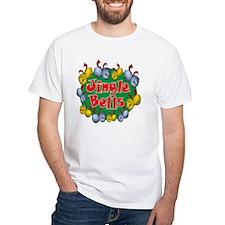 Christmas Cartoon Jingle Bells Te Shirt
