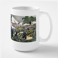 The battle of Gettysburg, Pa - 1863 Mugs