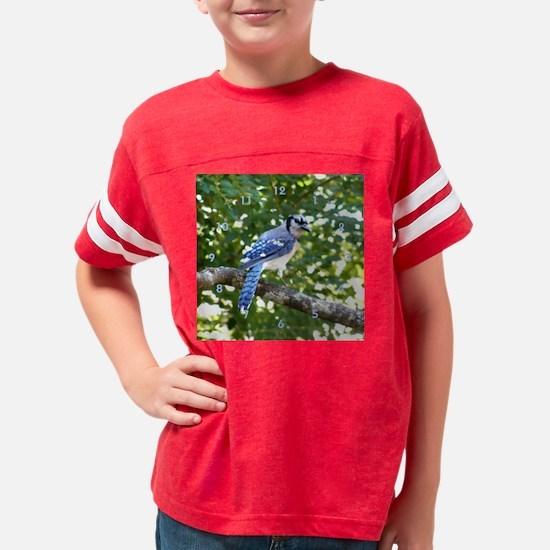 clockbjbeauty Youth Football Shirt