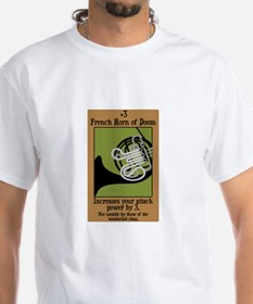 French Horn of Doom Shirt