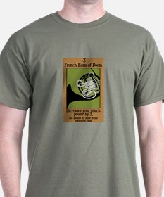 French Horn of Doom T-Shirt