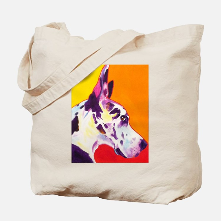 Great Dane #9 Tote Bag
