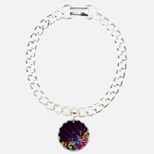 Music - Musician - Band - Music Notes Bracelet