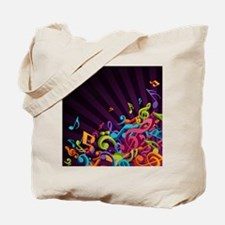 Music - Musician - Band - Music Notes Tote Bag
