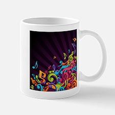 Music - Musician - Band - Music Notes Mug