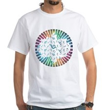 Music - Musician - Band - Music Notes T-Shirt