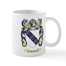 Bone Coat of Arms Mug