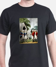 Surrender of Cornwallis - 1845 T-Shirt
