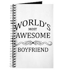 World's Most Awesome Boyfriend Journal