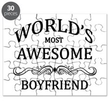 World's Most Awesome Boyfriend Puzzle