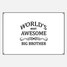World's Most Awesome Big Brother Banner