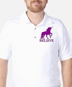 Believe Unicorn T-Shirt