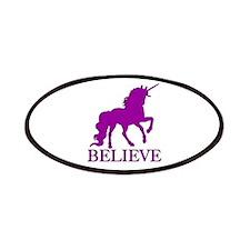 Believe Unicorn Patches