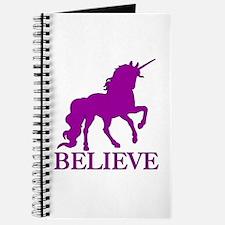 Believe Unicorn Journal