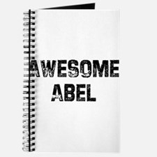Awesome Abel Journal