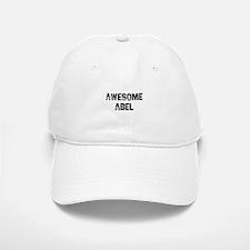 Awesome Abel Baseball Baseball Cap