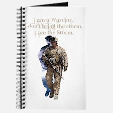 Americans United: Warrior Storm Journal