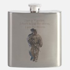 Americans United: Warrior Storm Flask