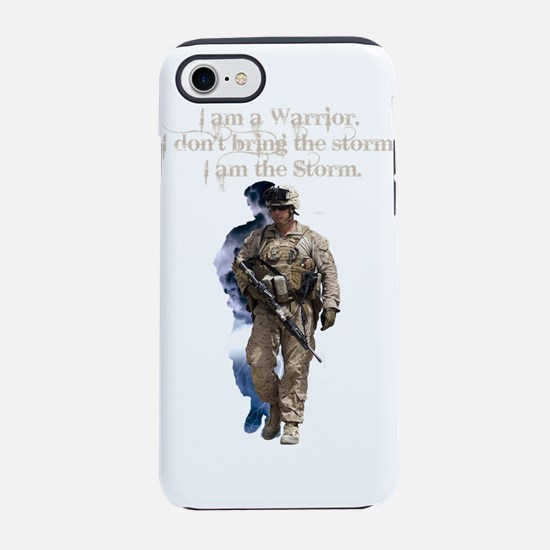 Americans United: Warrior Stor iPhone 7 Tough Case
