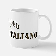 Spinone Italiano: Guarded by Mug