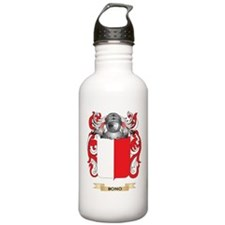 Bono Coat of Arms Water Bottle