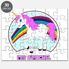 I'm Special Funny Unicorn Puzzle