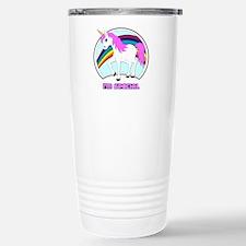 I'm Special Funny Unicorn Travel Mug