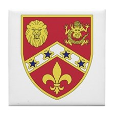 3rd Field Artillery Regiment Tile Coaster