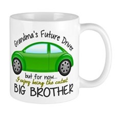 Big Brother - Car Mug