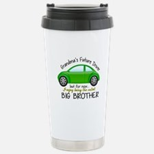 Big Brother - Car Stainless Steel Travel Mug