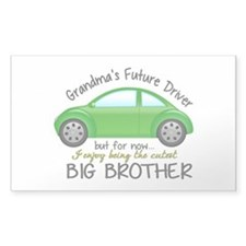 Big Brother - Car Decal
