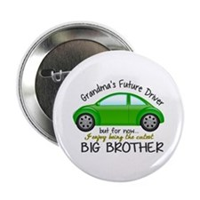 "Big Brother - Car 2.25"" Button"