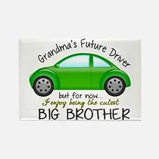 Big Brother - Car Rectangle Magnet