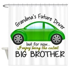 Big Brother - Car Shower Curtain
