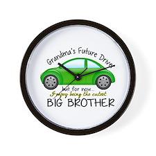 Big Brother - Car Wall Clock