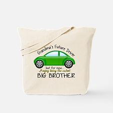 Big Brother - Car Tote Bag