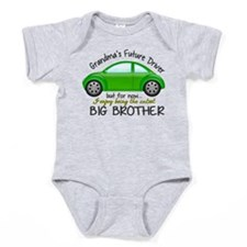 Big Brother - Car Baby Bodysuit
