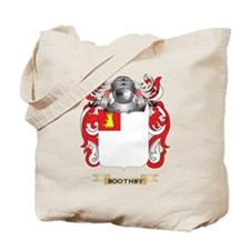 Boothby Coat of Arms Tote Bag