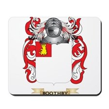 Boothby Coat of Arms Mousepad
