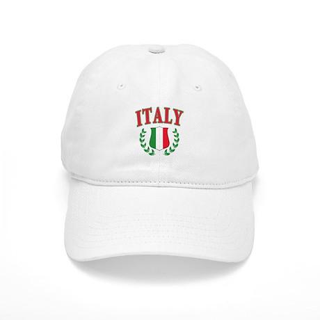 italy baseball cap by proudanditalian