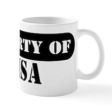 Property of Alisa Mug