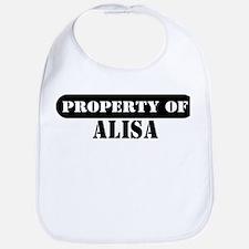 Property of Alisa Bib