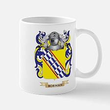 Borman Coat of Arms Mug