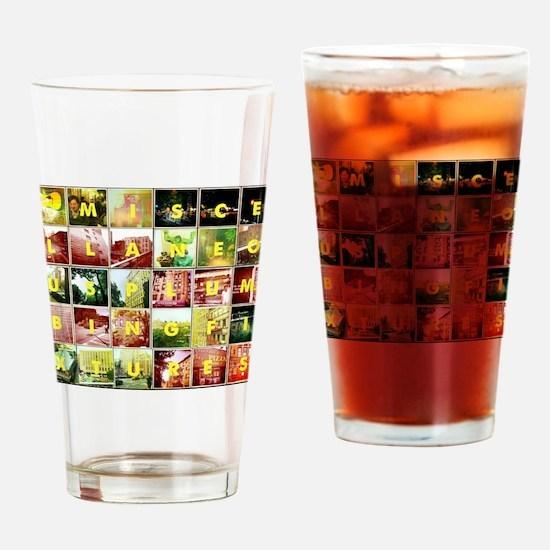 MiscPlumbFixCollage Drinking Glass