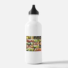 MiscPlumbFixCollage Water Bottle